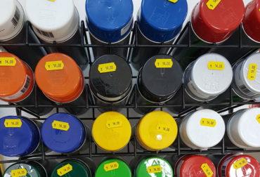 Straturi diferite culori