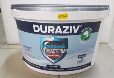 Vopsea lavabila antibacteriana 10l